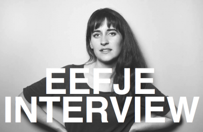 """Eefje de Visser: """"Ik heb veel cassettebandjes opgenomen met gênante rotzooi erop"""""""