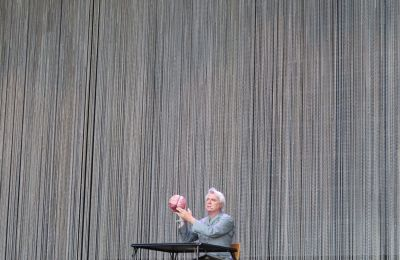 Concert van het jaar: David Byrne op DTRH
