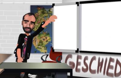 Episode 1 van KRD geschiedenis 3D