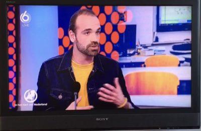Ik was live op tv! 📺